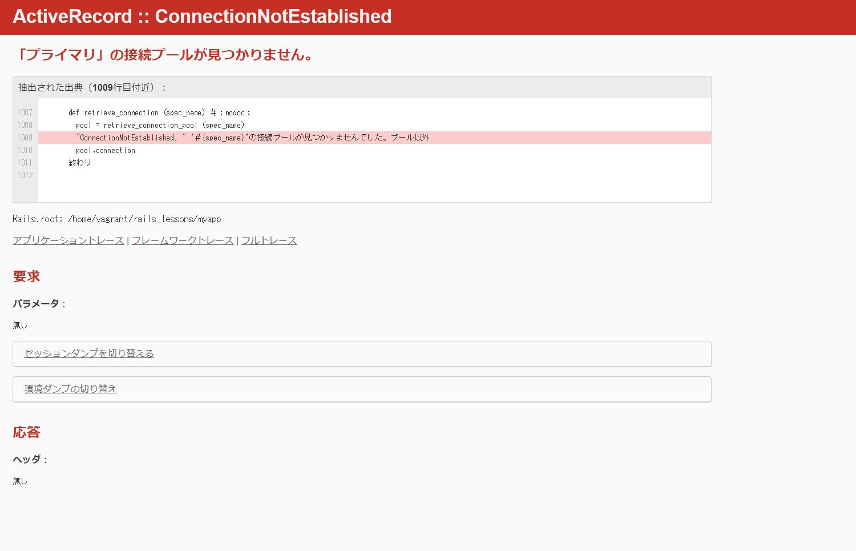 Ruby - 【 Rails localhost:3000に繋ぎたい】ドットインストール